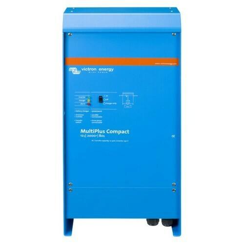 Wechselrichter MultiPlus Compact 12/2000/80-30 230V