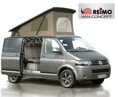 Aufstelldach Easy Fit VW T5/T6 - vorne hoch mit Gurtverschluss - kurzer Radstand INKL. MONTAGE-SERVICE