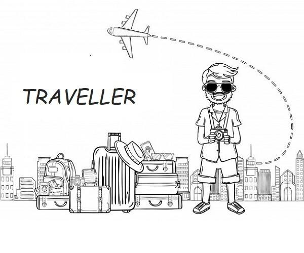 Konzept TRAVELLER