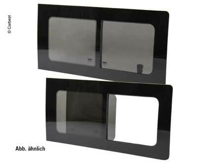 Schiebefenster VW T5/T6 Glas schwarz getönt INKL. MONTAGE-SERVICE