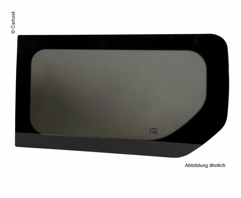 Seitenscheibe VW T5/T6 KR+LR hinten links+rechts schwarz getönt INKL. MONTAGE-SERVICE