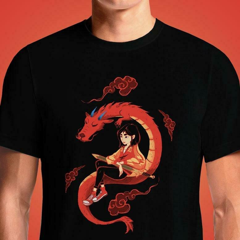 Be a Mulan
