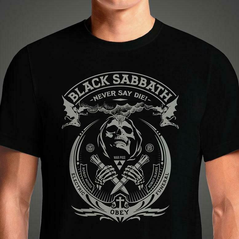 Black Sabbath Reaper