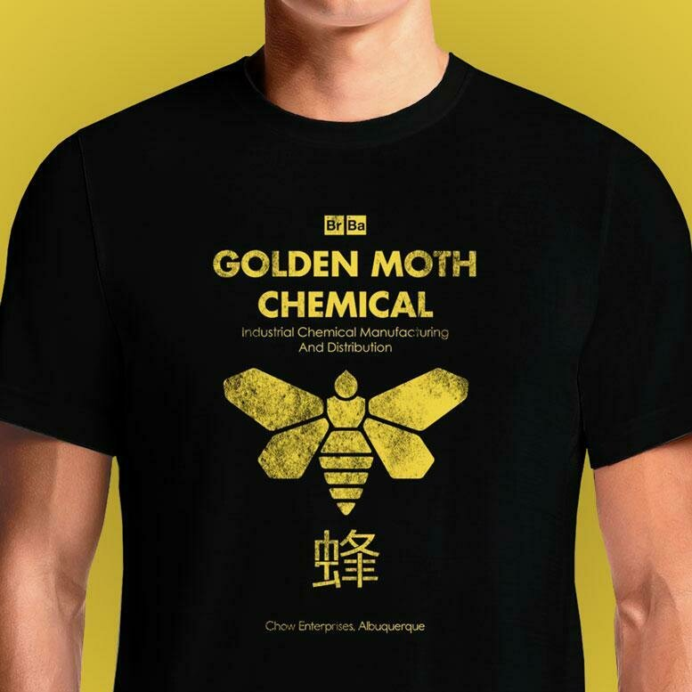 Golden Moth