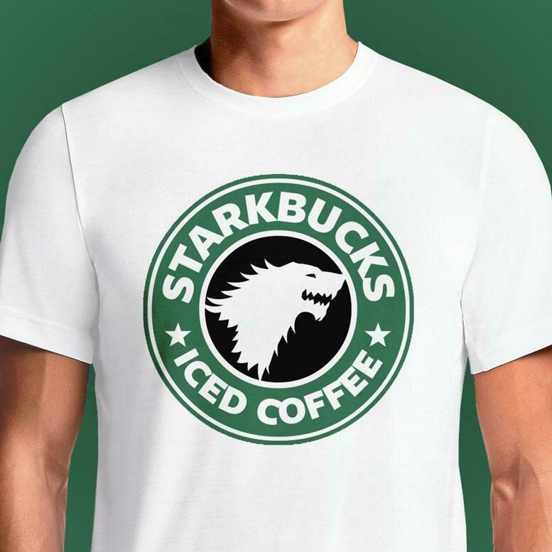 StarkBucks Iced Coffee