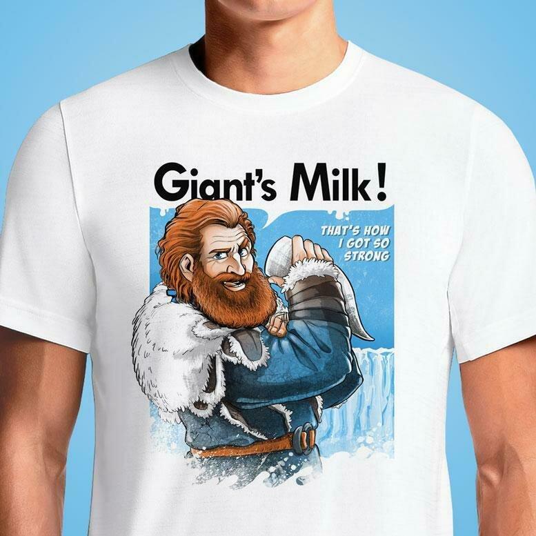 Giants Milk