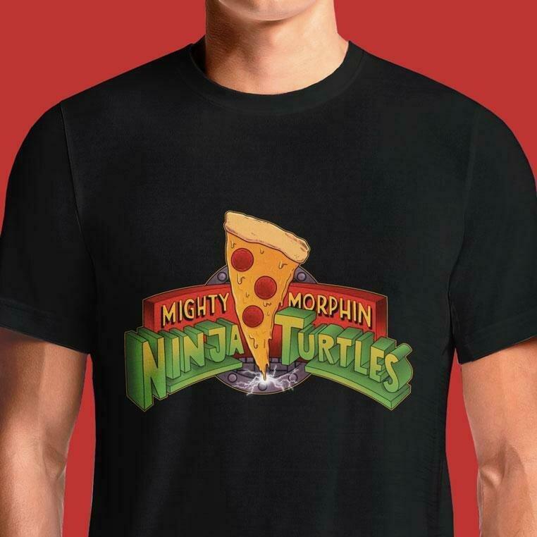 Mighty Morphin Ninja Turtles