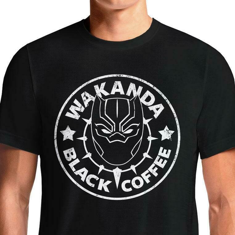 Wakanda Black Coffee