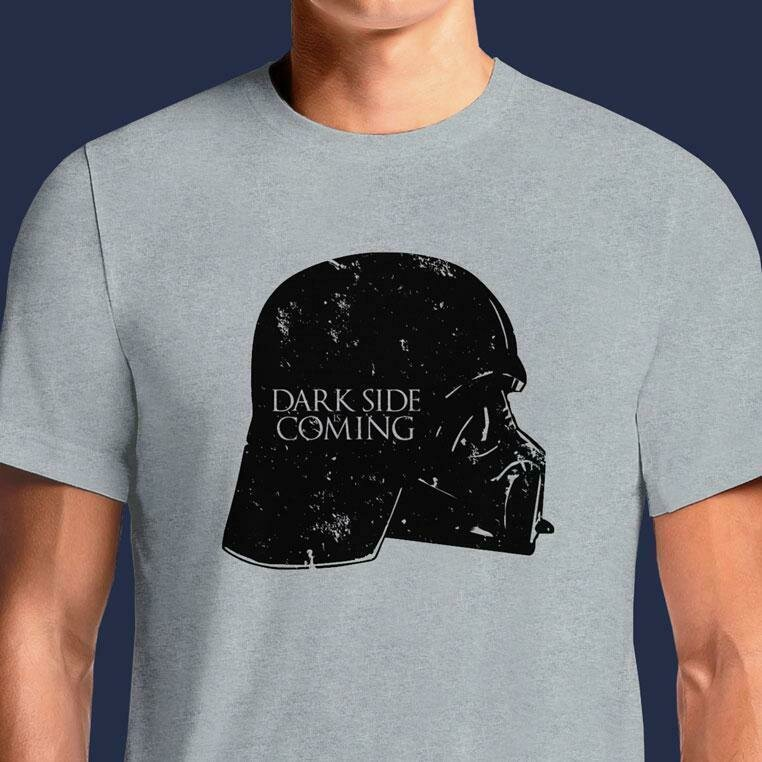 Dark Side is Coming