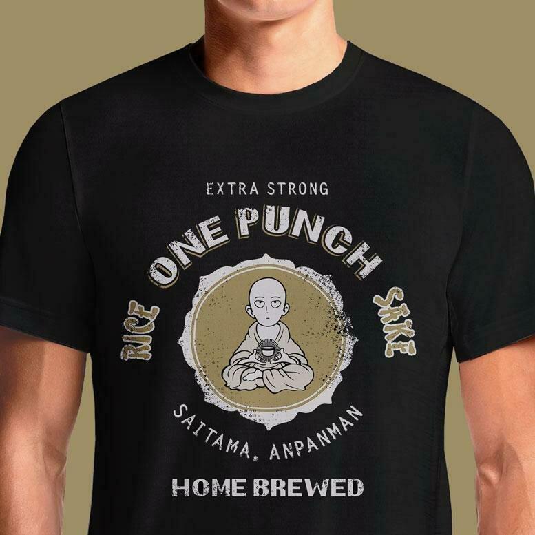 One Punch Sake