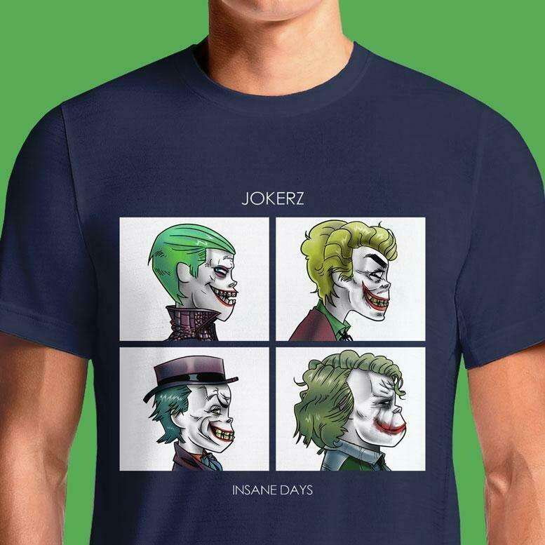 Gotham Insane Days