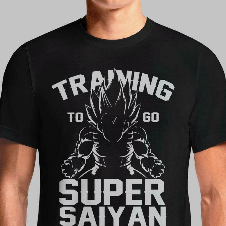 Training Super Saiyan