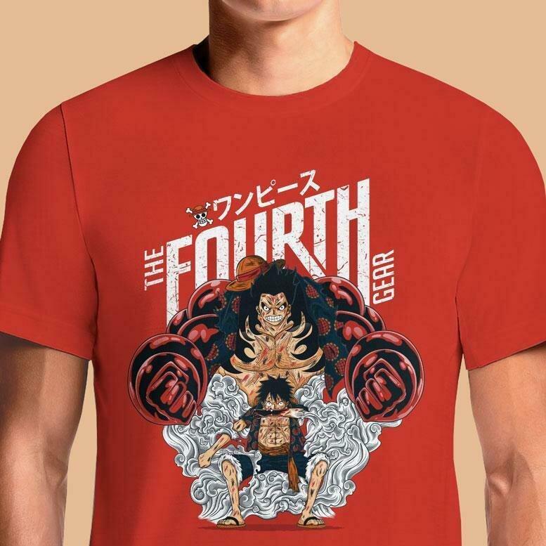 Luffy Gear Fourth