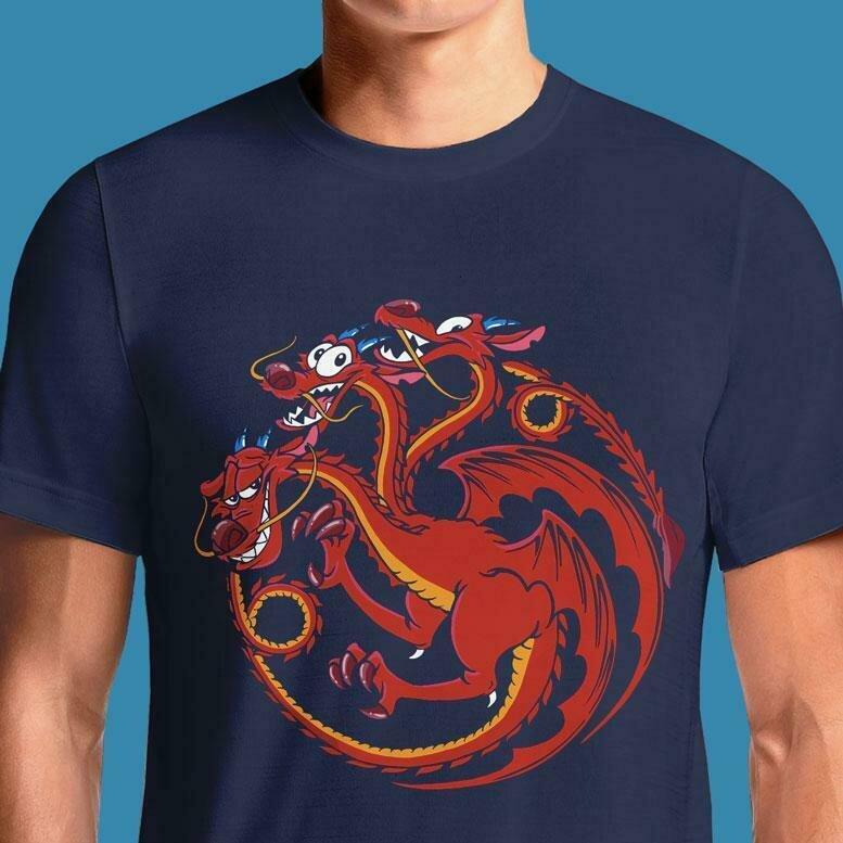 Dragon, not Lizard!