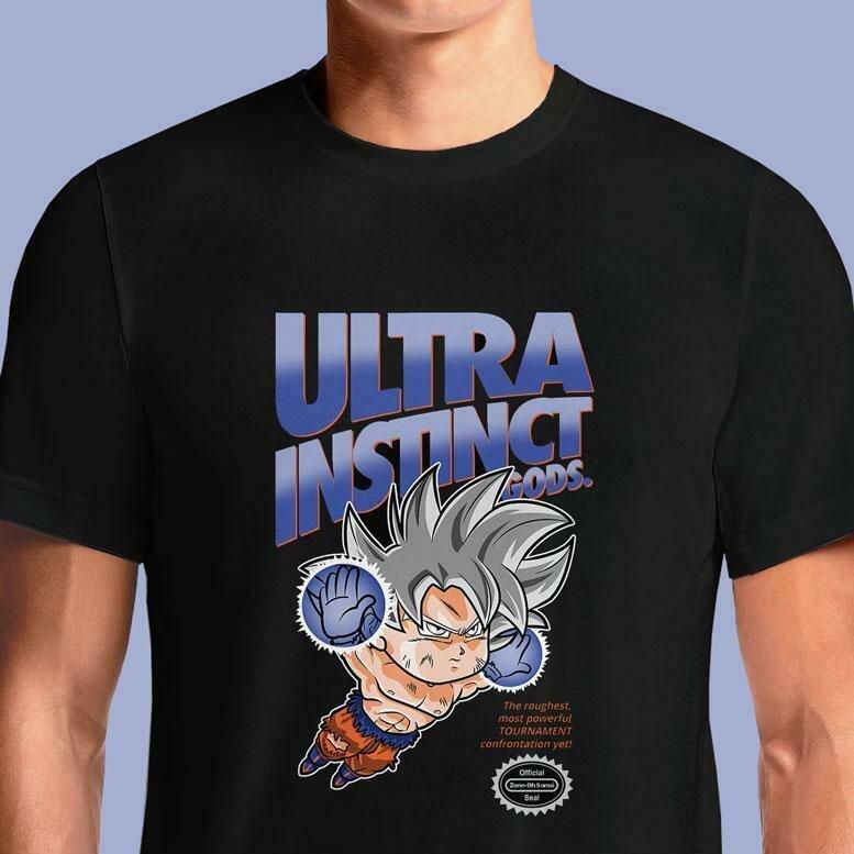 Ultra Instinct Gods