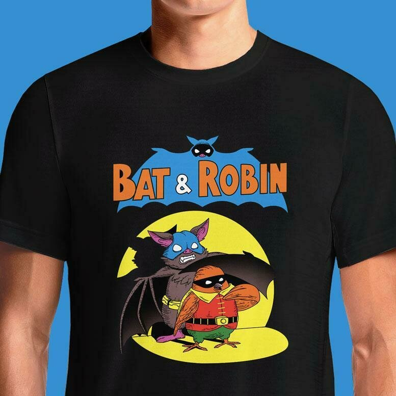 Bat and Robin