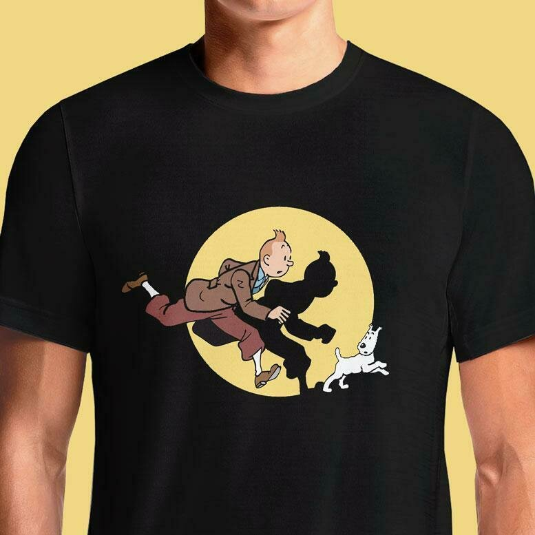 Tintin Run In