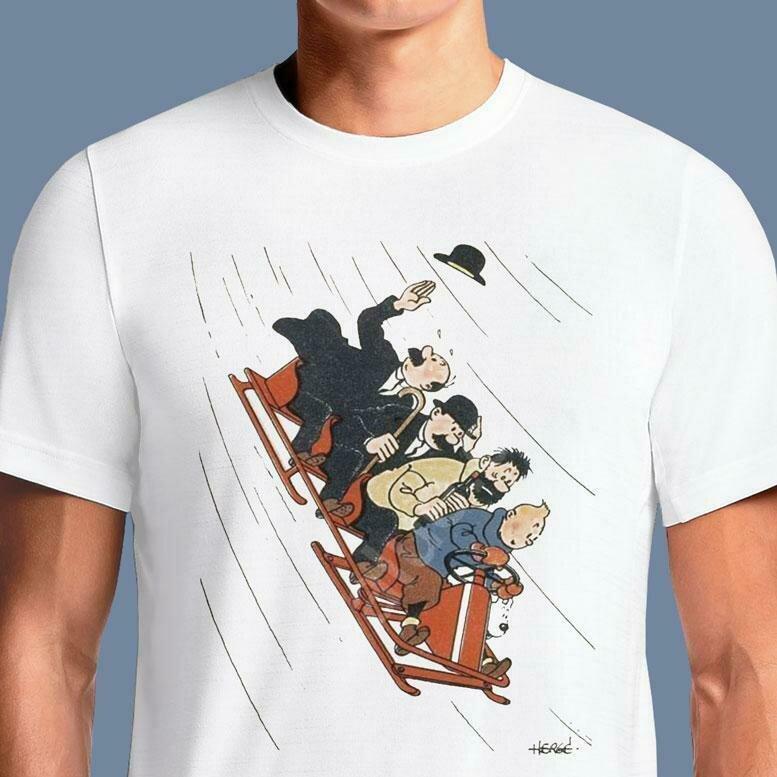 Tintin Bobsleigh