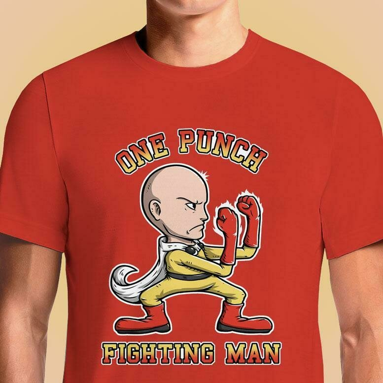 ONE PUNCH FIGHTING MAN