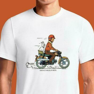 Tintin Ride