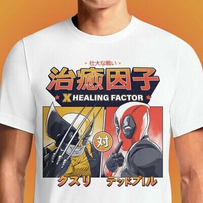 X Healing Factor