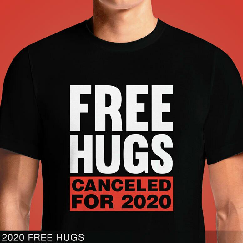 2020 FREE HUGS