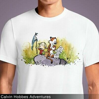 Calvin Hobbes Adventure