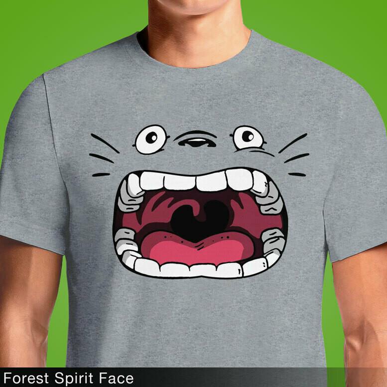 Forest Spirit Face