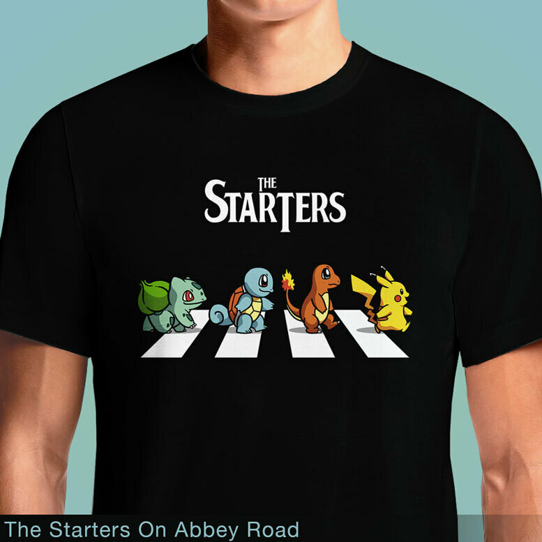 The Starters On Abbey Road