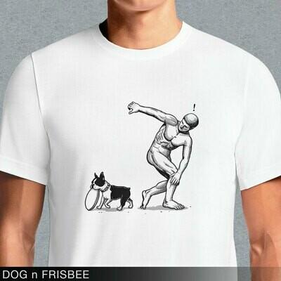 DOG n FRISBEE