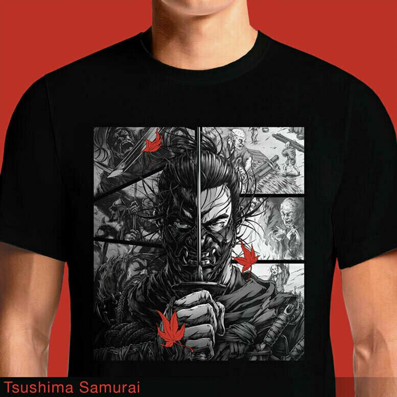 Tsushima Samurai