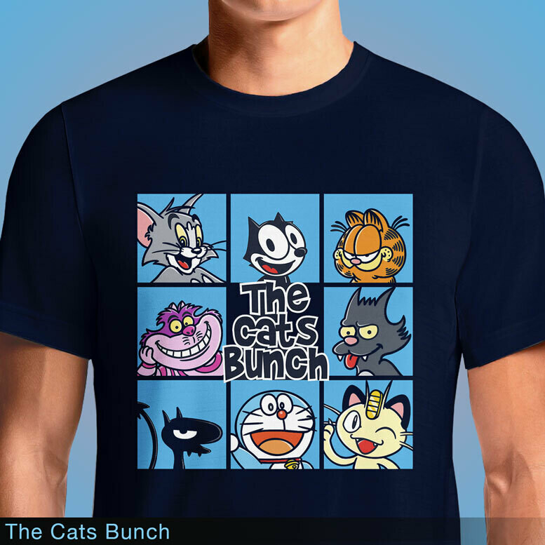 The Cats Bunch