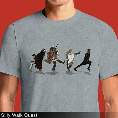 Silly Walk Quest