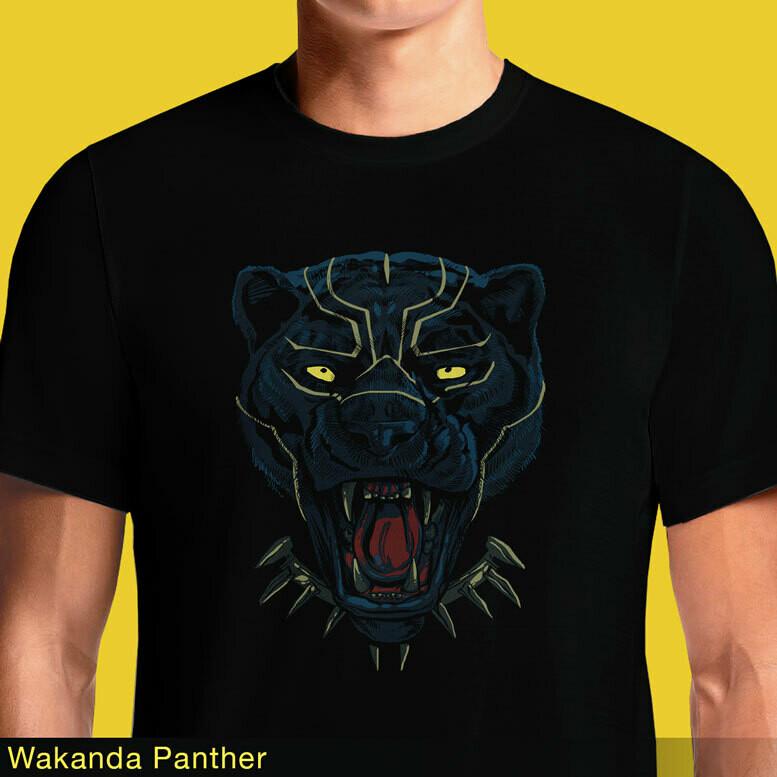 Wakanda Panther