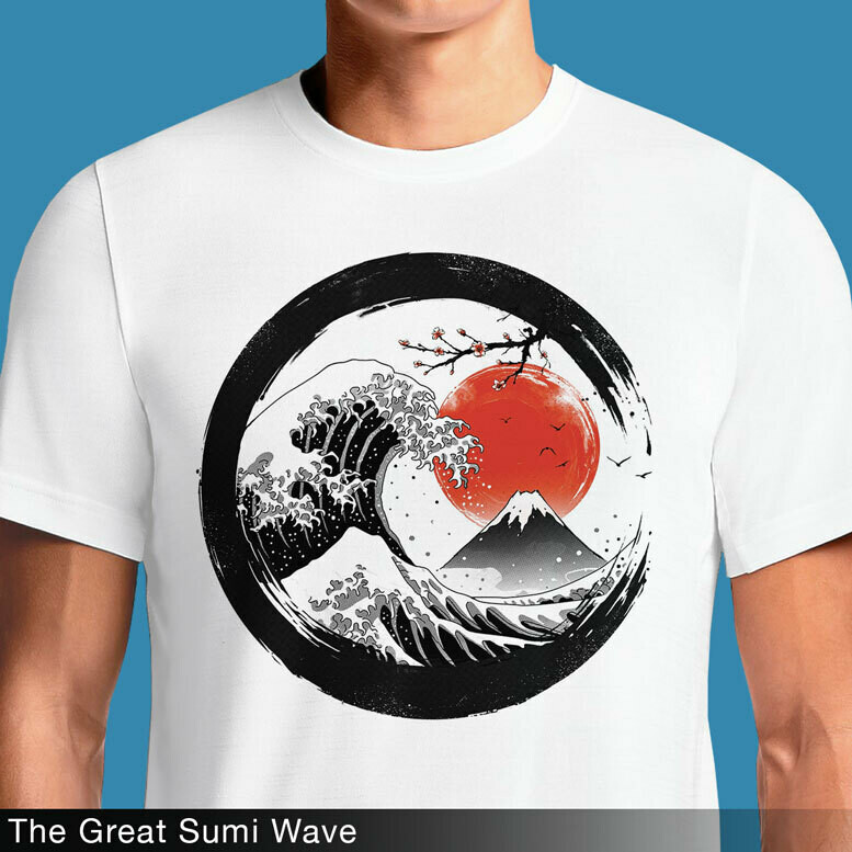 The Great Sumi Wave