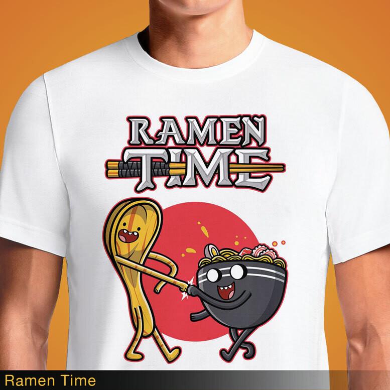 Ramen Time