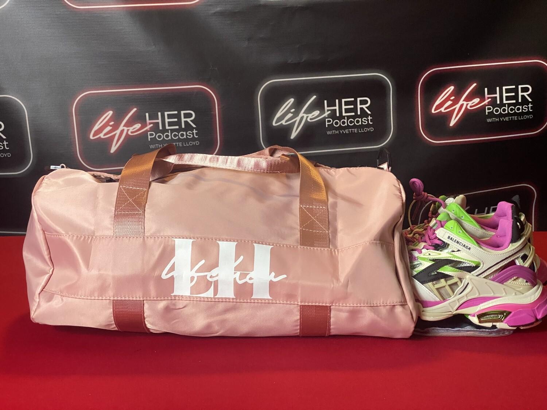 LifeHer Gym Bag