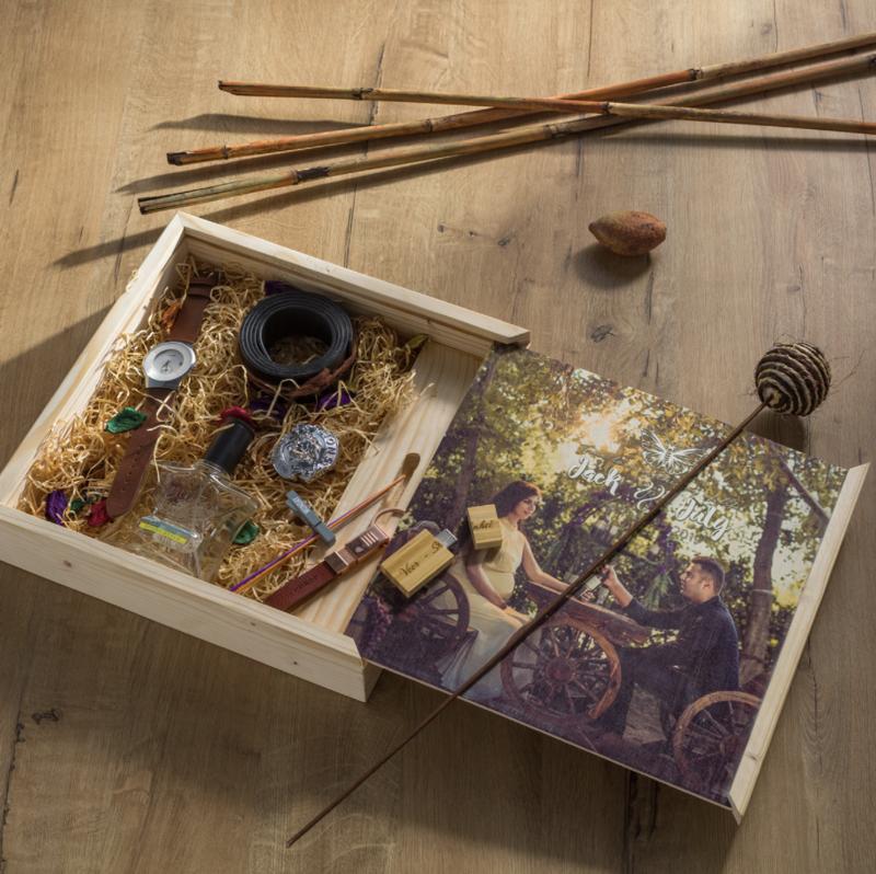 Wood Box WB20-01