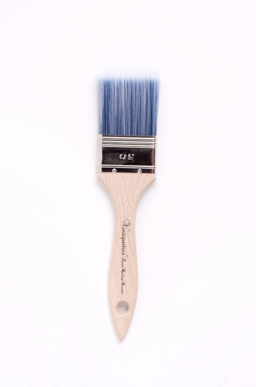 Vintiquities Synthetic Flat Brushes 50mm