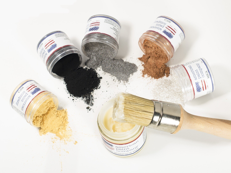 MICA Powders - Black