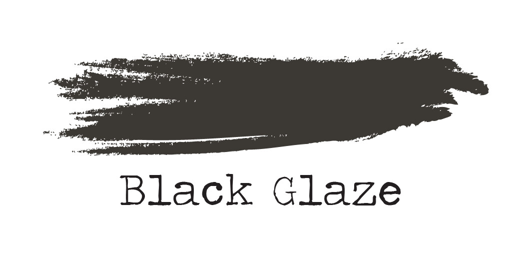 8 oz. Black Glaze