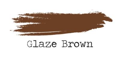 8 oz. Brown Glaze