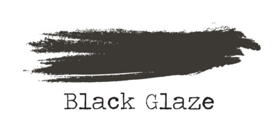 16 oz. Black Glaze