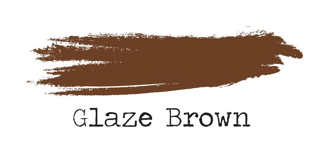 16 oz. Brown Glaze
