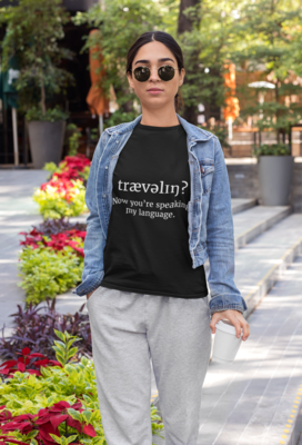 Traveling? Now you're speaking my language