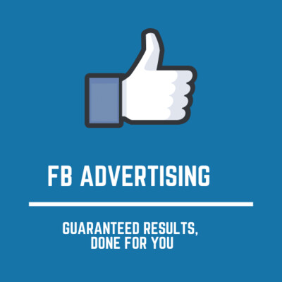 Facebook Advertising. Guaranteed Results, Done For You