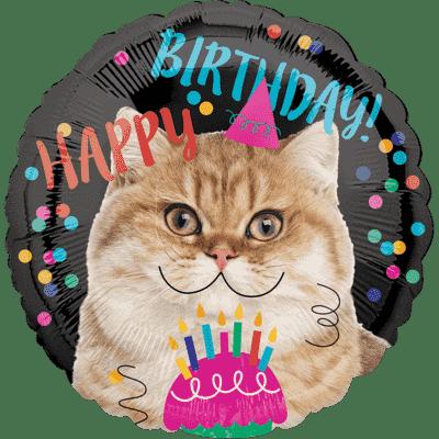Foil Balloon Animal Birthday
