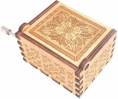 Iconic music box