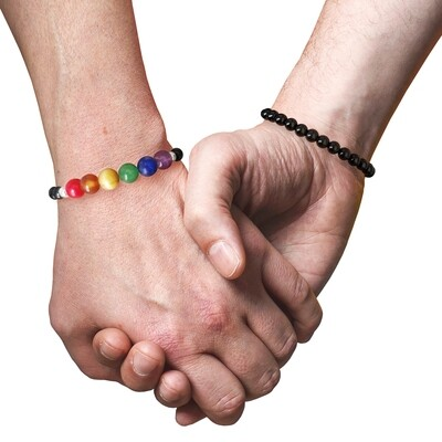 🏳️‍🌈 Proud & Loud Pulsera