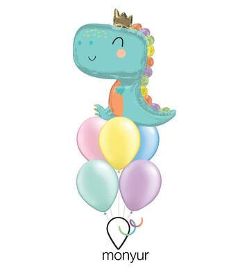 Babysaurus Balloon Bouquet